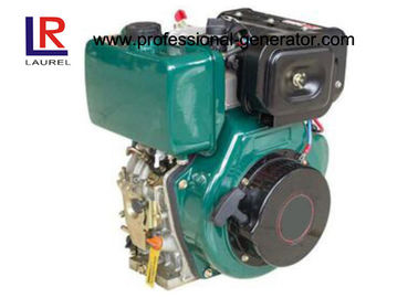 L'air vertical de course du moteur diesel 4 de cylindre simple a refroidi 4.5HP avec l'injection directe