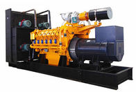 Energy Efficient Natural Gas Generators 1500rpm 1000kw Bio Gas Generator