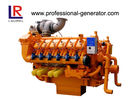 US Googol 1000kva 800kw Natural Gas Generators 1200rpm Remote Radiator Electrical Motor