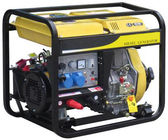 1.8kVA Portable Welding Diesel Generator 180A with Vertical 4 - stroke Direct Injection