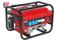 Three Phase 2000watt Portable Gasoline Power Generator for Home with 163cc Recoil / Key Start