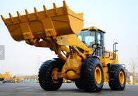 15.5 Ton 4WD Wheel Bulldozer with 220HP/160kw Cummins Engine