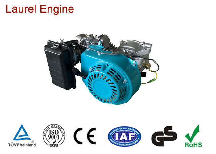 Single Cylinder Gasoline Engines