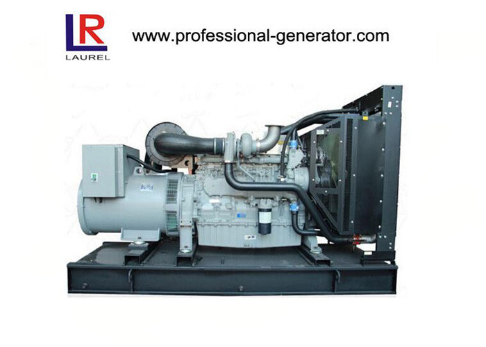 400KVA 320kw Open Engine Perkins Diesel Generator Set Water-cooled