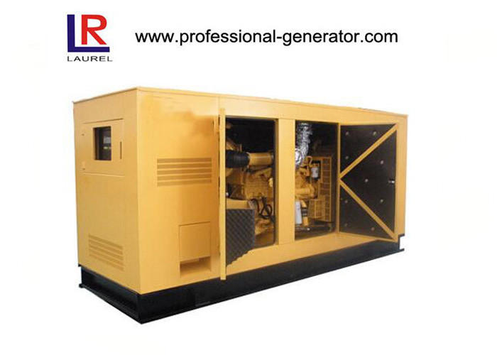 Silent Diesel Driven Generator Set 1500rpm Large Capacity Power Station