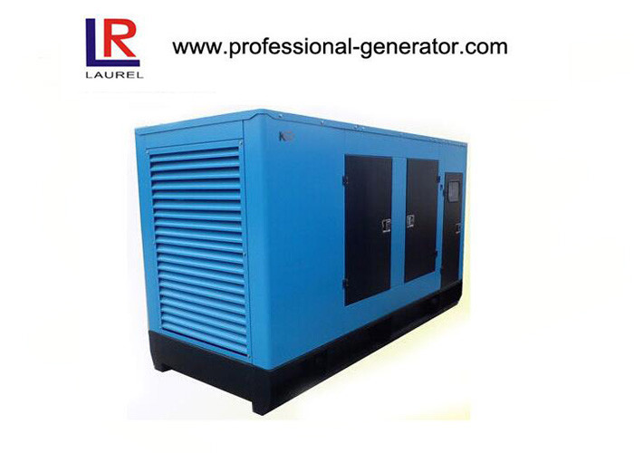 Self-cooled 40KW Silent Diesel Generator Set with Low Fuel Consumption