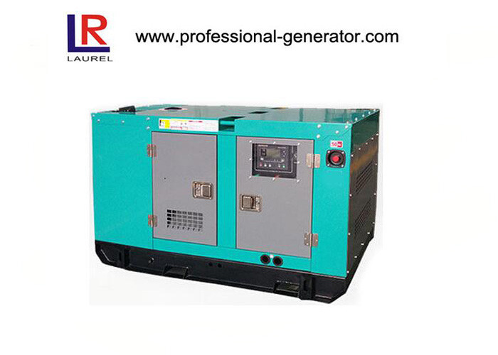 Home / Commercial Use Silent Diesel Generator Set 10kW Machinery Speed Governor
