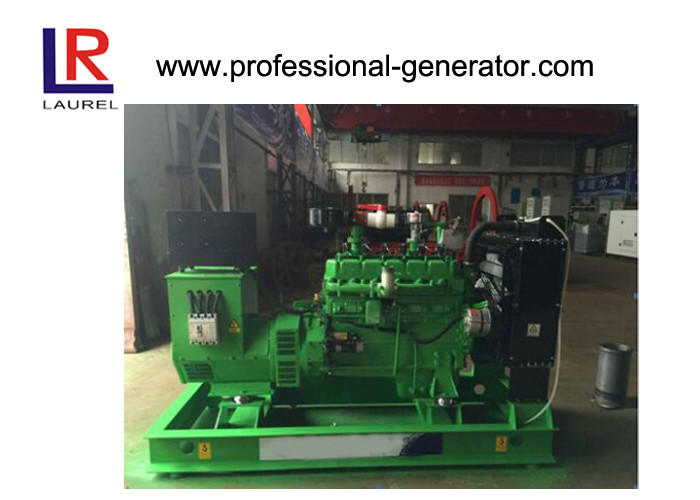 60kva LPG Genset 3 Phase 4 Line Company With 8.6L Displacement