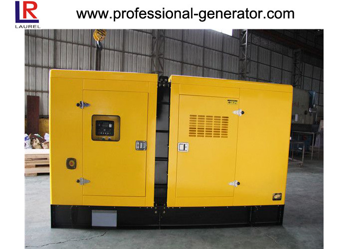 Turbocharged 7.8L Magnetic Diesel Power Generator 1500rpm Electric Governor