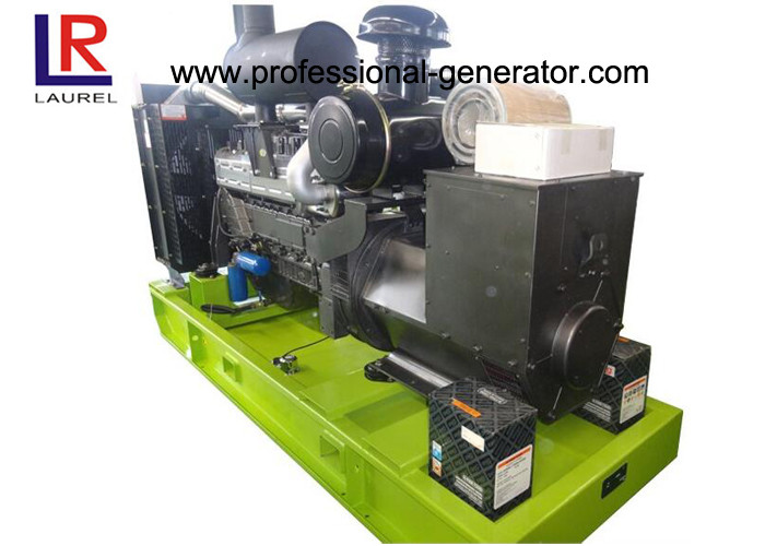 AC 3 Phase 20kVA - 800kVA Electric Open Diesel Generator with 4 Poles Brushless Alternator