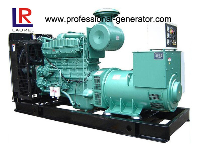 Diesel Powered Generator 400kw 500KVA with Cummins Engine 6ZTAA13-G4