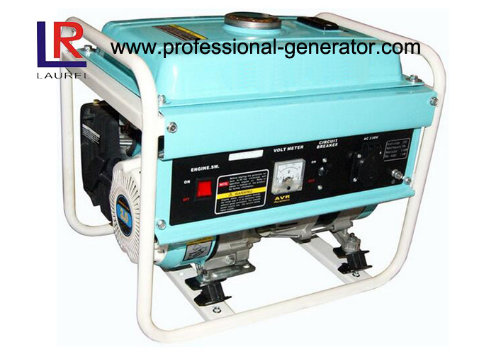 Single Cylinder 168F 1kw Air Cooled Gasoline Generator with Honda Spare Parts