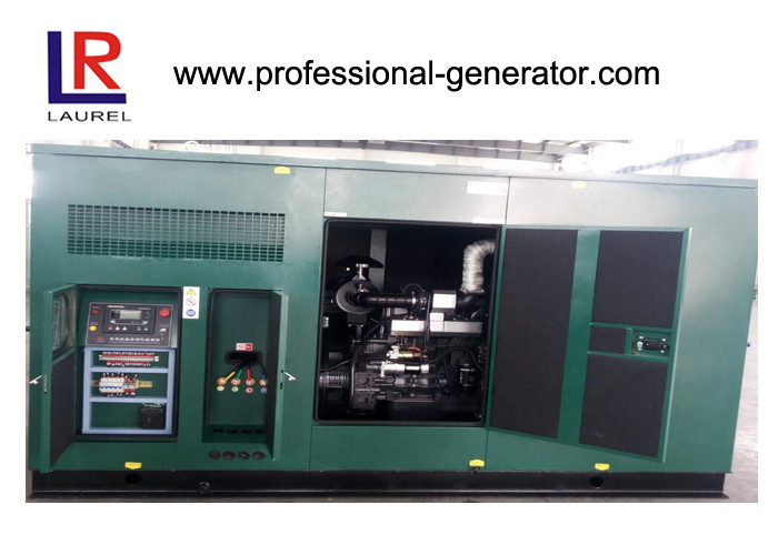 AC 3 Phase Water Powered 75kw Soundproof Diesel Generator with Electrical Water Cooled Engine