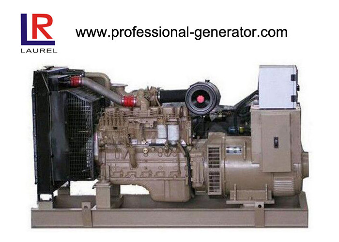 16kw-1600kw Professional Open Diesel Generator Set Powered by Perkins / Cummins / Deutz Diesel Engine