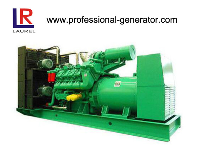 8 Cylinder Diesel Generator Set With 640kw 800kva Googol Engine