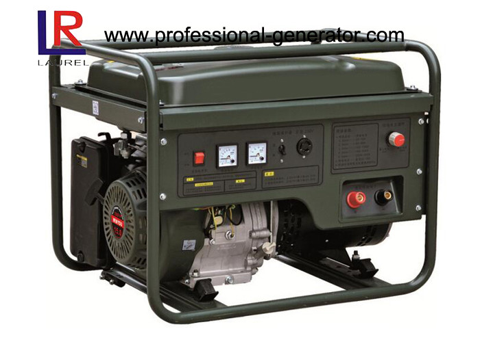 Portable Electric Stable DC Welding Generator with 15HP Engine with Low Consumption