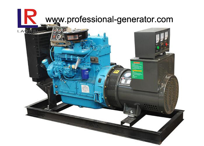 Diesel Rated Power 30kw 3 Phase Generator , Specially for High Temperature and Cold Dry Area