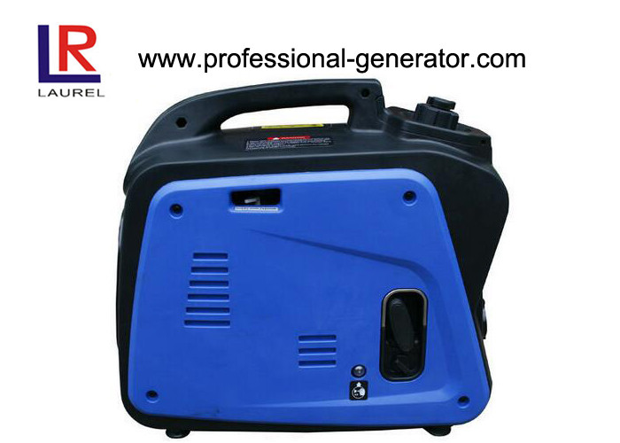 Recoil Starter 4 Stroke 800W Gasoline Inverter Generator Home use , Air - cooled