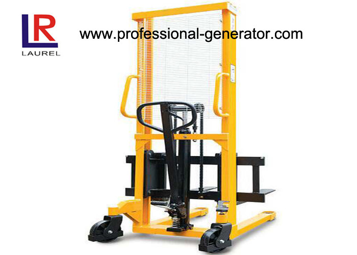 Durable 2.0 Ton Warehouse Material Handling Equipment Hydraulic Manual Stacker