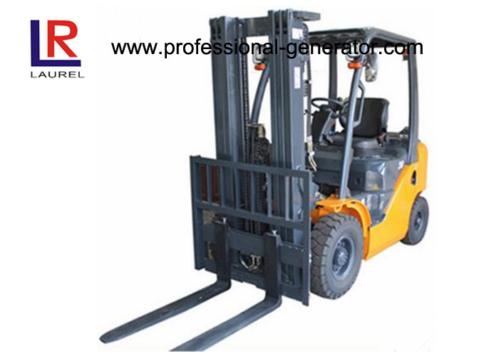 1.5 - 1.8T Nissan Engine Warehouse Material Handling Equipment Dual Fuel Gas LPG Forklift