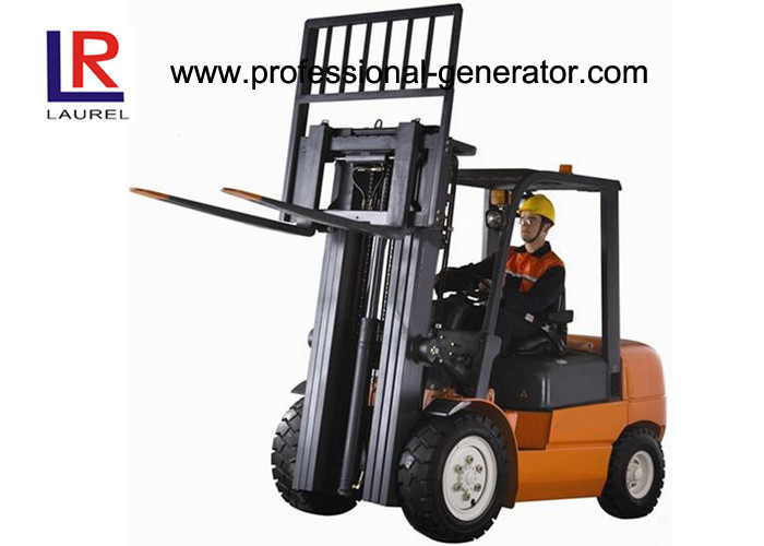 2.5T Balance Weight Type Electric Isuzu Engine Diesel Forklift Truck Safe