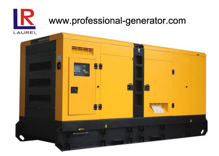 50Hz 230V 6-cylinder water-cooled Diesel Generator 250kw Powered by Cummins Engine