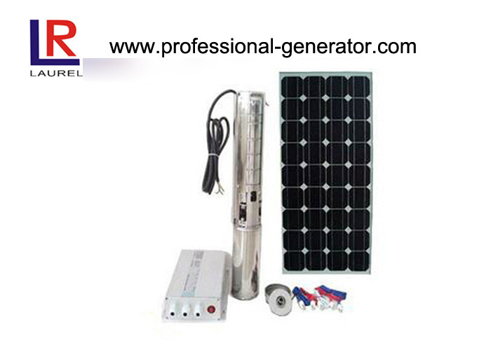 DC48V Solar Water Pump 3HP Solar Submersible Pumps